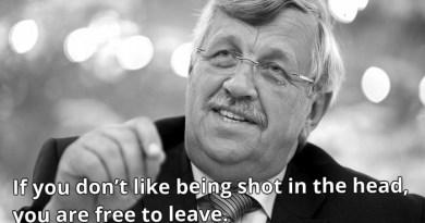 #TeamWhite 2019 #2: Creating a White Liberation Army – German hero kills treasonous politician!