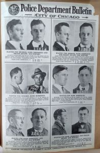 City of Chicago Police Department Bulletin