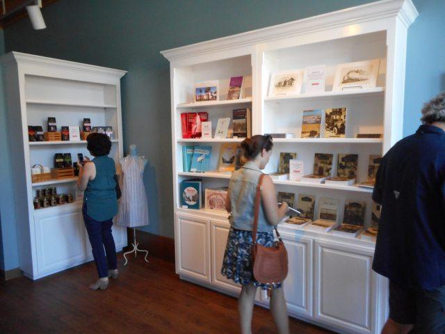 G & A's Gift Shop interior
