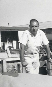 Leo Jones in early 1950s