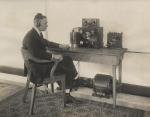National Radio Company equipment