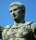 Roman Emperor Augustus (-63 to 14)