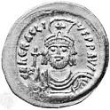 Byzantine Emperor Heraclius I (575-641)