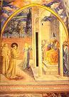 St. Francis of Assisi (1181-1226) and Sultan Al-Malik al-Kamil (1180-1238)