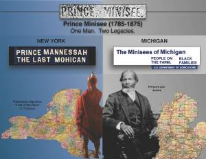 The two legacies of Prince Minisee