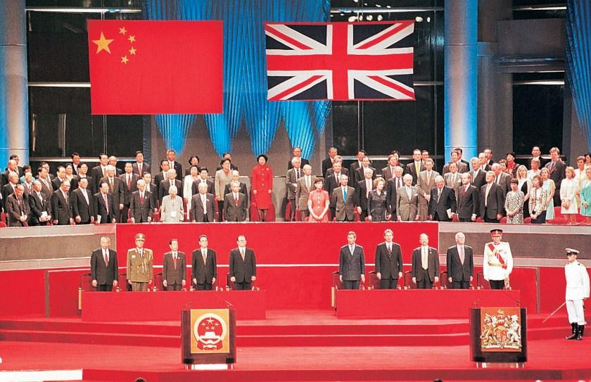 British rule in Hong Kong – History's Shadow