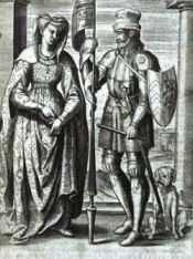 Gerberge: Courageous Wife of Louis IV. of France