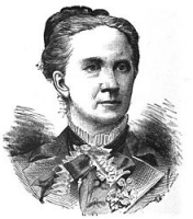History's Women: Misc. Articles: Belva Lockwood Spofford, First Woman Admitted to Bar of U.S. Supreme Court