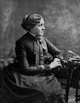 "History's Women: Misc. Articles: Louisa May Alcott, Author of ""Little Men"" and ""Little Women"""