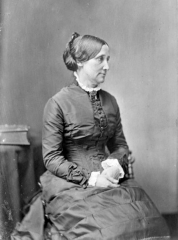 History's Women: Misc. Articles: Lucy Webb Hayes, Wife of President Hayes & First Practical Temperance Reformer of the White House