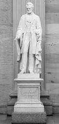 History's Women: Misc. Articles: Vinnie Ream Hoxie, The First American Sculptor, Vinnie Ream's Sculptor of Abraham Lincoln