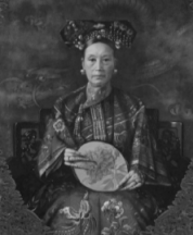History's Women: Misc. Articles: Tsze Hsi An, The Famous Empress Dowager of China