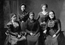 History's Women: Misc. Articles: Women in Social Reform in the 19th Century - The Modification of the Methods of Charity by Women - Women's League During the 19th Centur