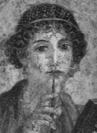 History's Women: Misc. Articles: Woman in Literature - The Literary Position of Women in the Classic Ages - Sappho