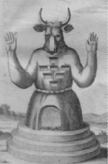 History's Women: Misc. Articles: Woman Before the Christian Era - From Eden to Christ - Palestine - Moloch