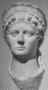 History's Women: Misc. Articles: From the Birth of Christ to the Fall of Rome - Nero - Poppaea