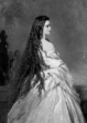 History's Women: Misc. Articles: Influence of Medieval Institutions - Dress - Beautiful Hair of the Women in the Middle Ages