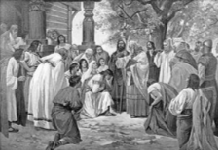 History's Women: Misc. Articles: General Conditions During the Dark Ages from 500-1100 A.D. - Position of the Church - The Church During the Dark Ages