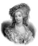 History's Women: Misc. Articles: The Period of the Renaissance and Following - Women's Patronage - Princess Lamballe
