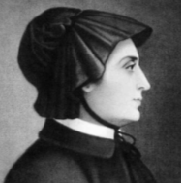 Saint Elizabeth Ann Seton - First American to be Canonized as a Saint