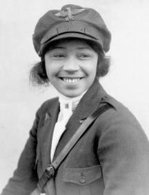 History's Women: Social Reformers: Bessie Coleman - Pioneer Aviatrix