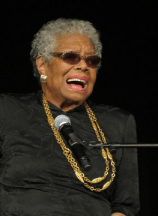 "History's The Arts: Maya Angelou - ""The Black Woman's Poet Laureate"""