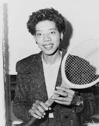 History's Women in Sports: Althea Gibson - Tennis and Golf Pro