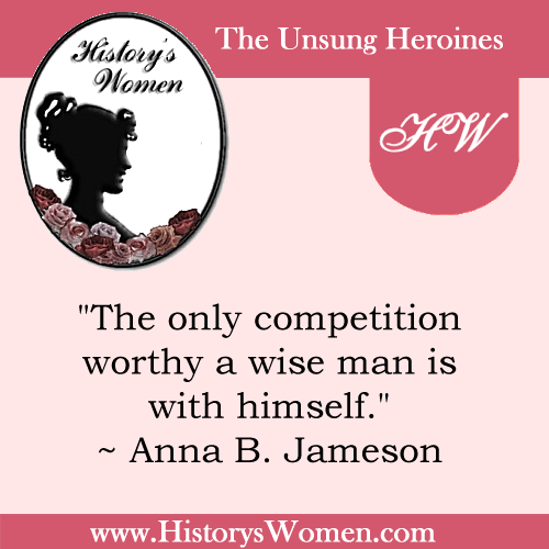Quote by Anna B. Jameson