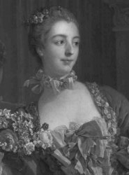 Marquise de Pompadour (Jeanne Antionette)