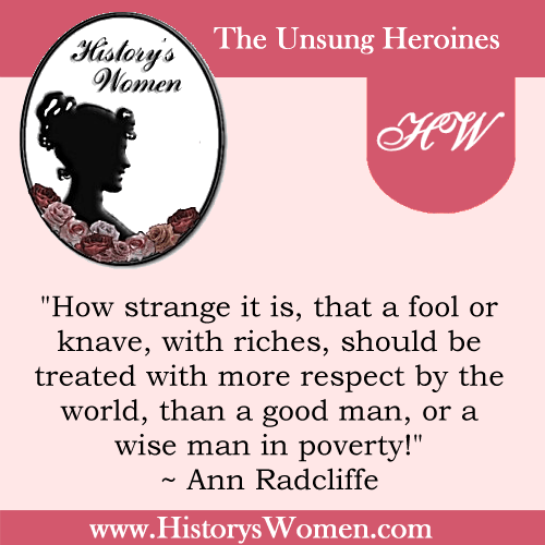 Quote by Ann Radcliffe