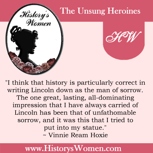 Quote by Vinnie Ream Hoxie