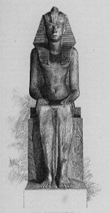 Hatsu or Hatshepsut