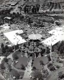 History Of Disneyland