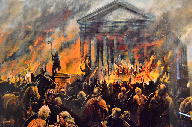 Image result for boudica and londinium
