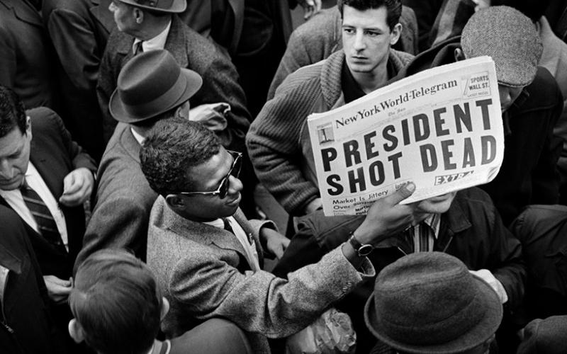 November 22 Friday 1963
