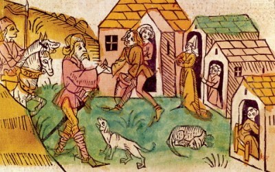 Inside the Medieval Brothel History Today