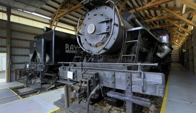 Mount Rainier Railroad & Logging Museum