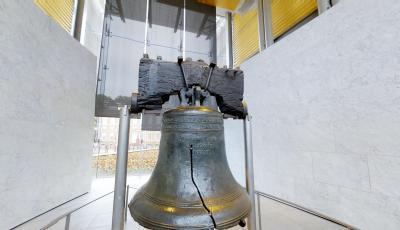 Liberty Bell 3D Model