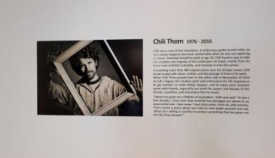 Chili Thom 3D Model