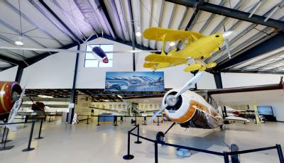 Museum of Flying 3D Model