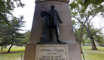 Protected: Wendell Phillips Monument