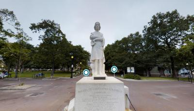 Protected: Christopher Columbus Monument