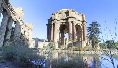 Palace of Fine Arts 3D Model
