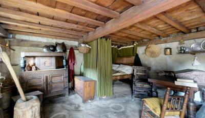 Pilgrim Villager House
