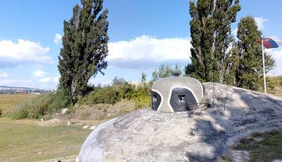 Bunker BS-8 3D Model