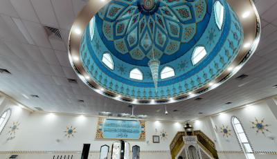 Lakemba Mosque 3D Model