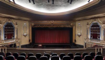 Virginia Theatre 3D Model