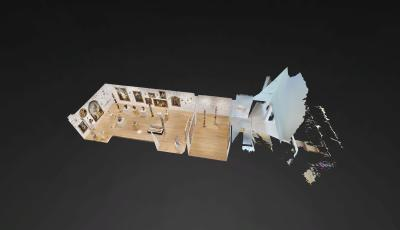 Pascale Marthine Tayou 3D Model