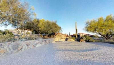 Frank Lloyd Wright | Taliesin West 3D Model