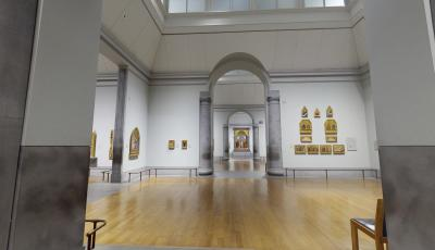 The National Gallery: Sainsbury Wing 3D Model